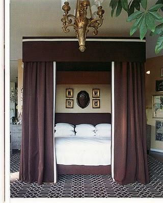 Canopy Beds Contu2026 & Canopy bed | Kristen Laird Design