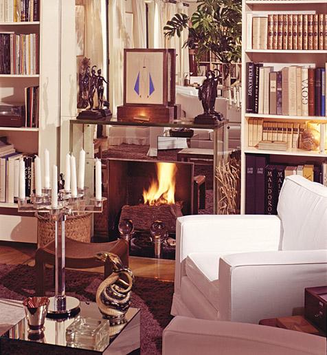 St Laurent Apartments: Kristen Laird Design