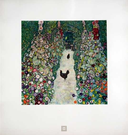 Rooster Parade from the portfolio Aftermath by Gustav Klimt