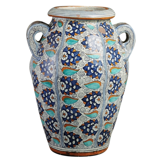 Cantagalli Vase at First Dibs