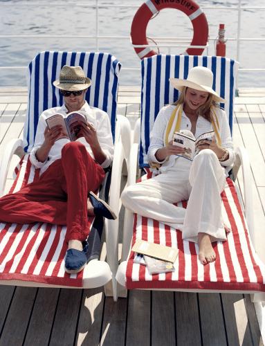 yacht by pamela hanson